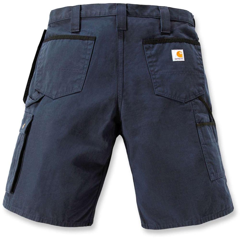 Carhartt Mens Multipocket Ripstop Nylon Lined Cargo Utility Shorts