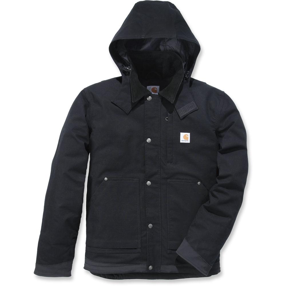 Carhartt-Mens-Full-Swing-Steel-Insulated-Water-Repel-Jacket thumbnail 7
