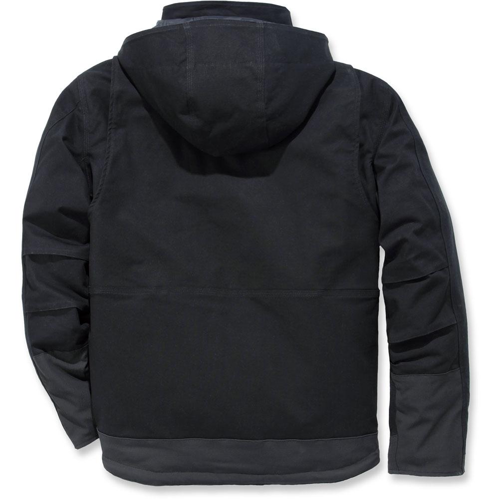 Carhartt-Mens-Full-Swing-Steel-Insulated-Water-Repel-Jacket thumbnail 8