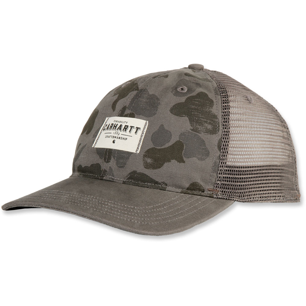 926108de88958 Carhartt-Mens-Glennville-Quick-Drying-Sweatband-Baseball-Cap thumbnail