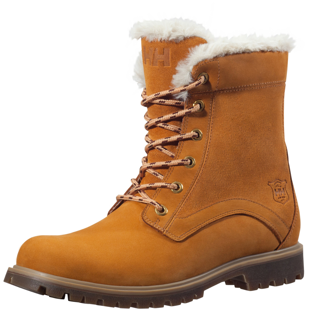 Helly Hansen Womens Womens Womens Ladies Marion Waterproof Leather Winter Snow Boots 931209