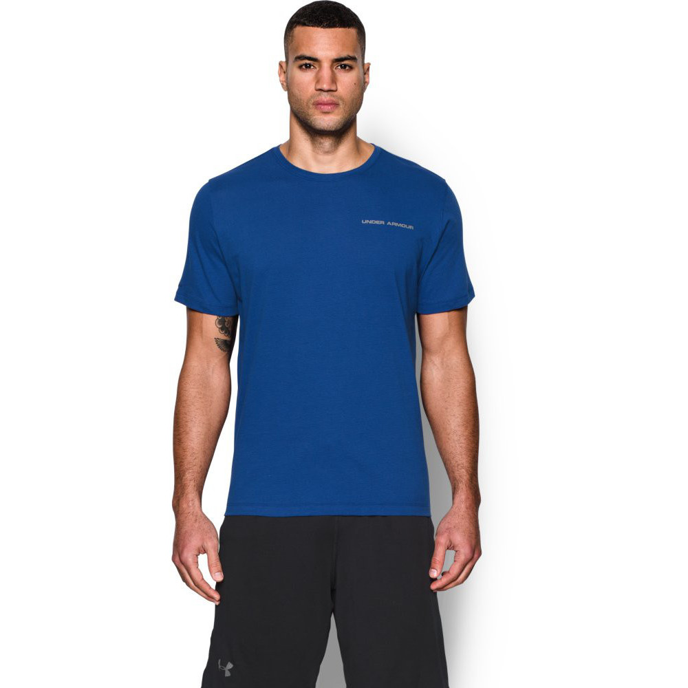 Under armour mens charged cotton quick drying wicking for Under armour charged cotton shirts mens