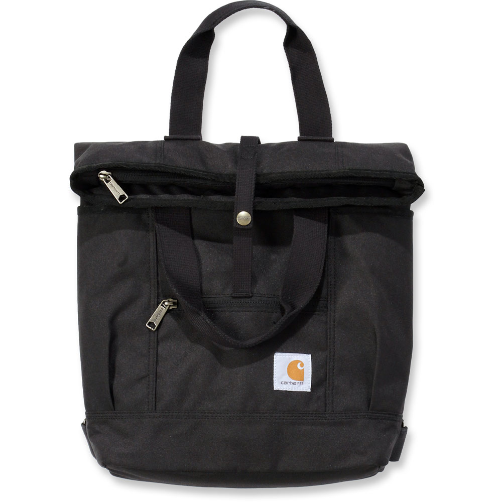 Carhartt-Womens-Water-Repellent-Hybrid-Tote-Backpack-Bag thumbnail 6