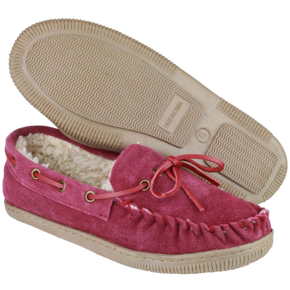 Original Suede Taw Suede Slipper Violet Size 5 KQKRJS