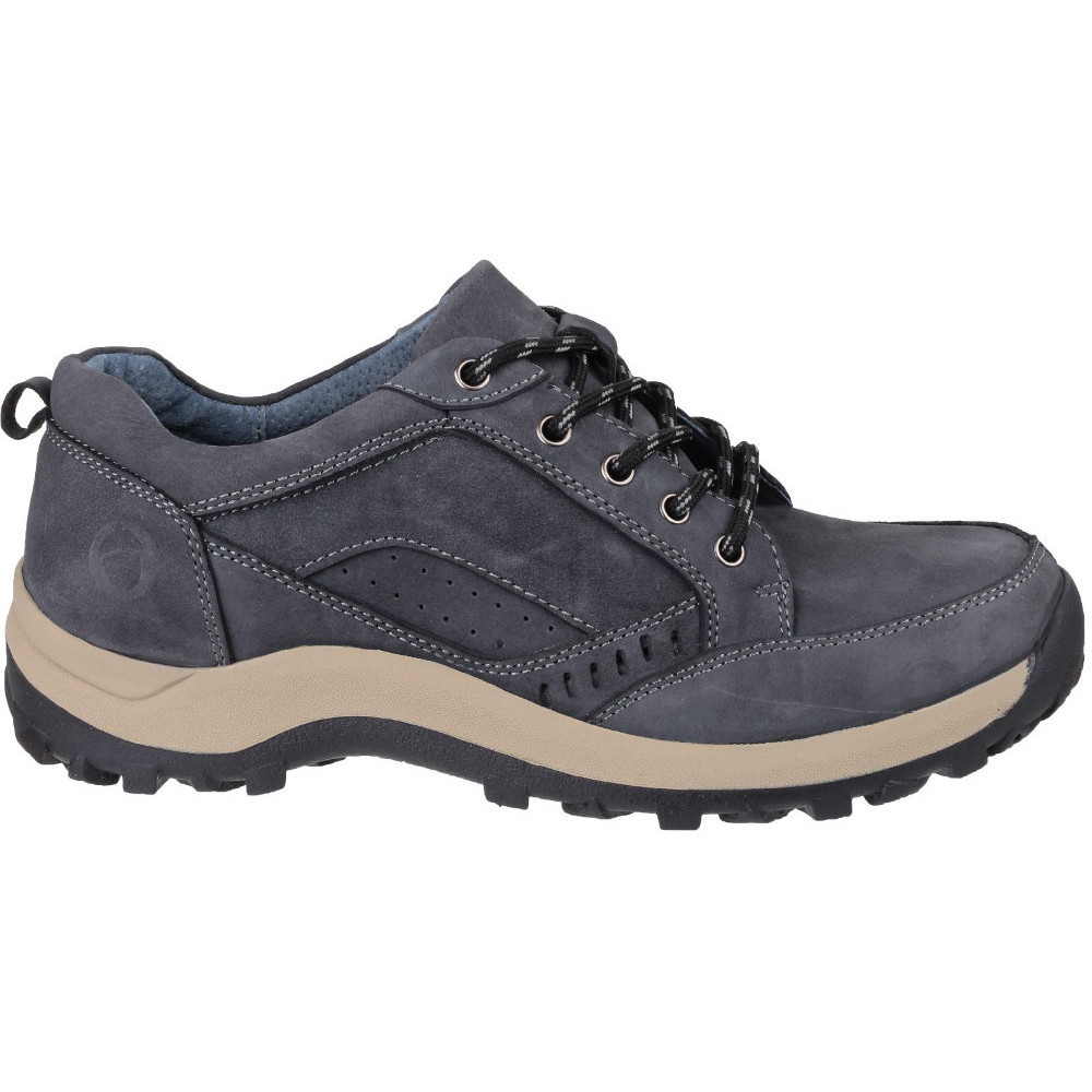 Cotswold Mens Nailsworth Nubuck Leather Walking Shoes