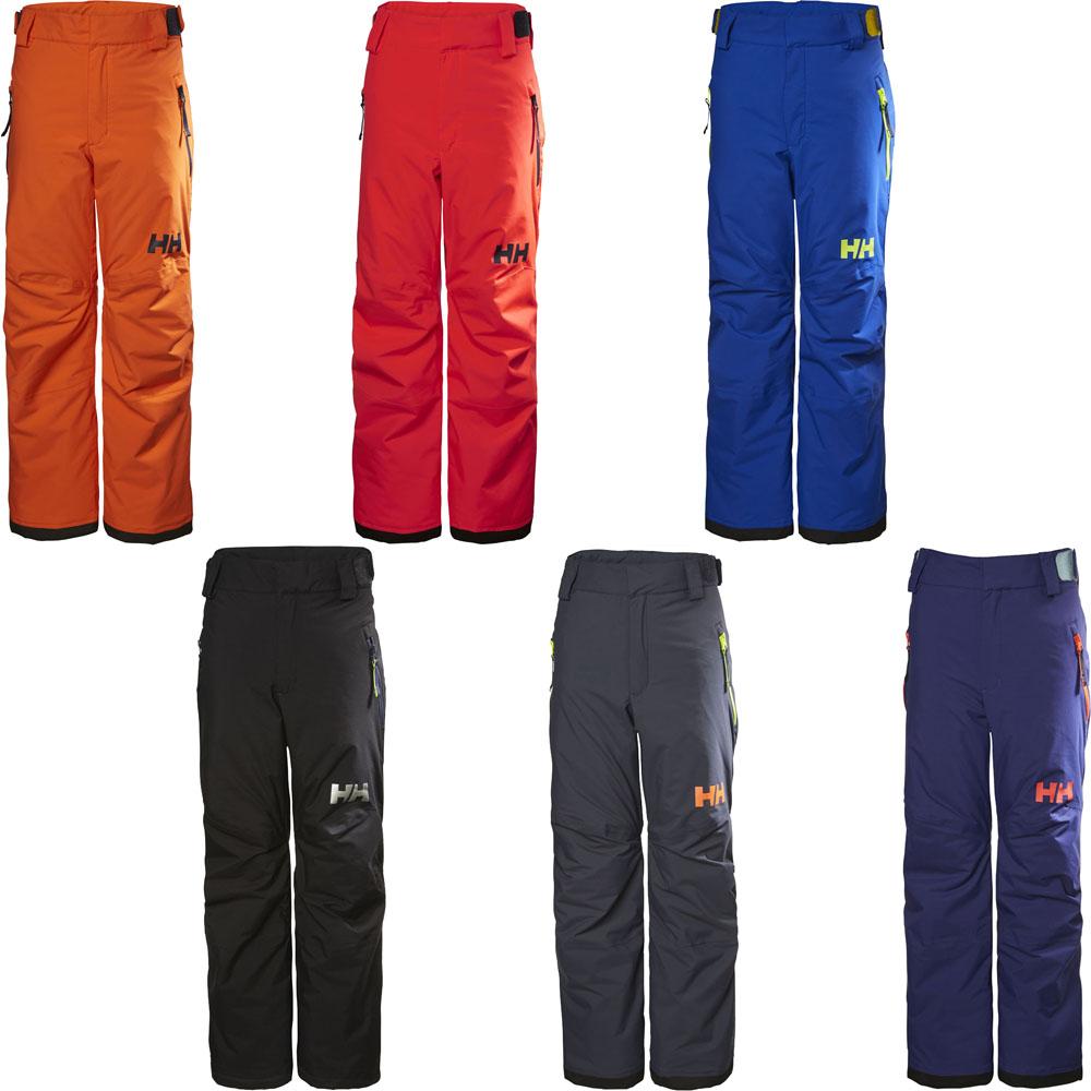 Helly Hansen Boys & Girls Legendary Waterproof Ski Pants Trousers