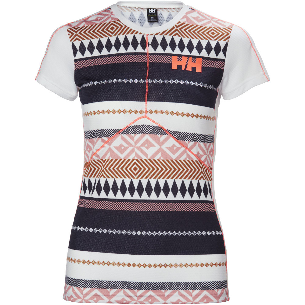 Helly Hansen Womens//Ladies Lifa Active Short Sleeve Baselayer T Shirt