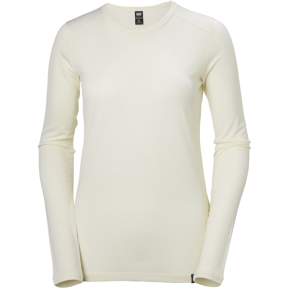 Helly Hansen Damenschuhe Merino Mid Long Sleeve Baselayer Baselayer Sleeve Top ed15ea