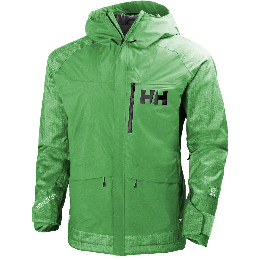 helly hansen mens fernie waterproof breathable insulated ski jacket ebay. Black Bedroom Furniture Sets. Home Design Ideas