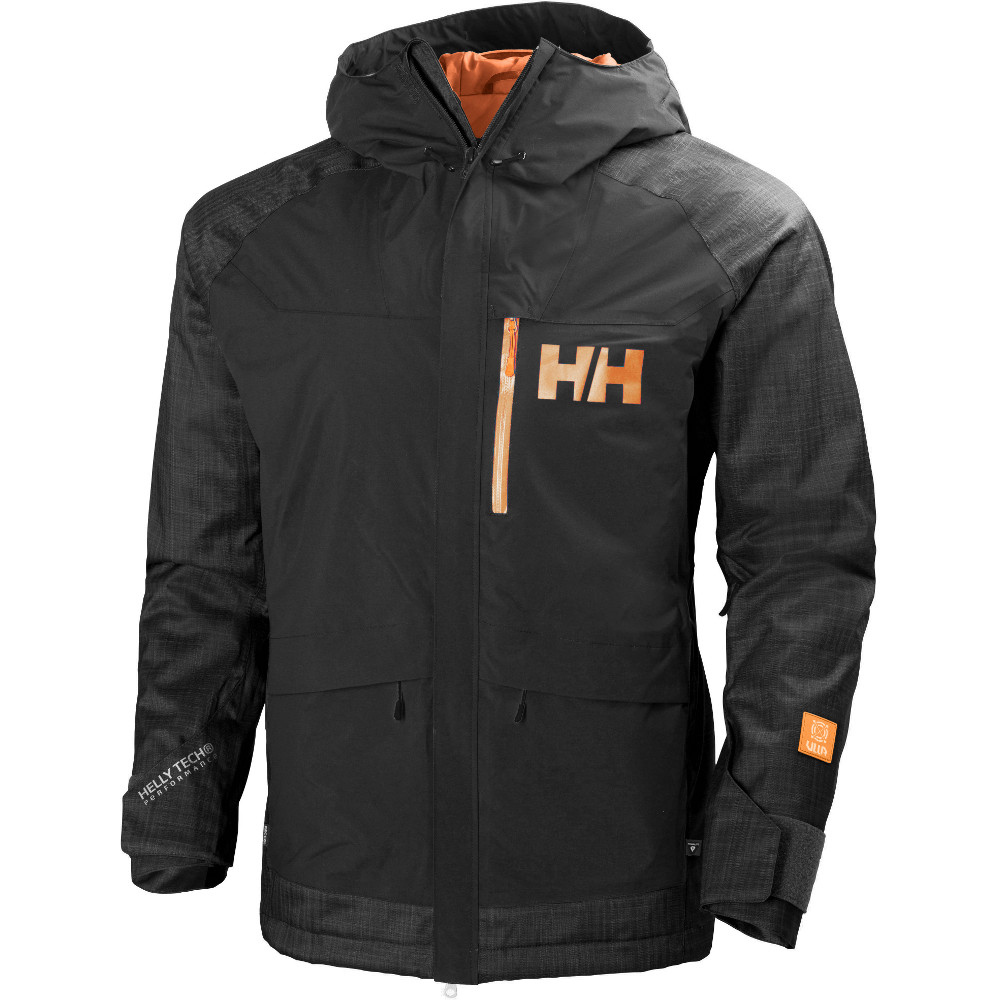 helly hansen mens fernie waterproof breathable insulated ski jacket. Black Bedroom Furniture Sets. Home Design Ideas