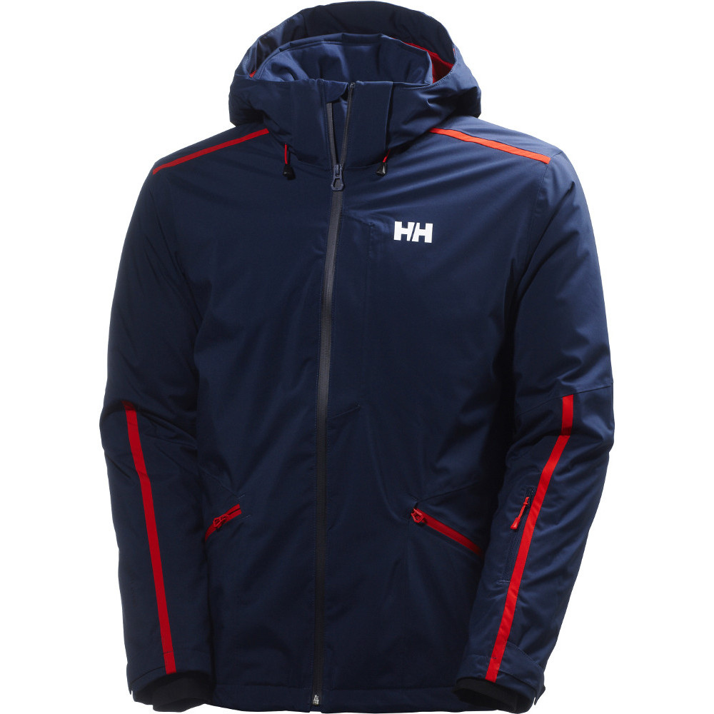 helly hansen mens vista waterproof breathable insulated ski jacket ebay. Black Bedroom Furniture Sets. Home Design Ideas