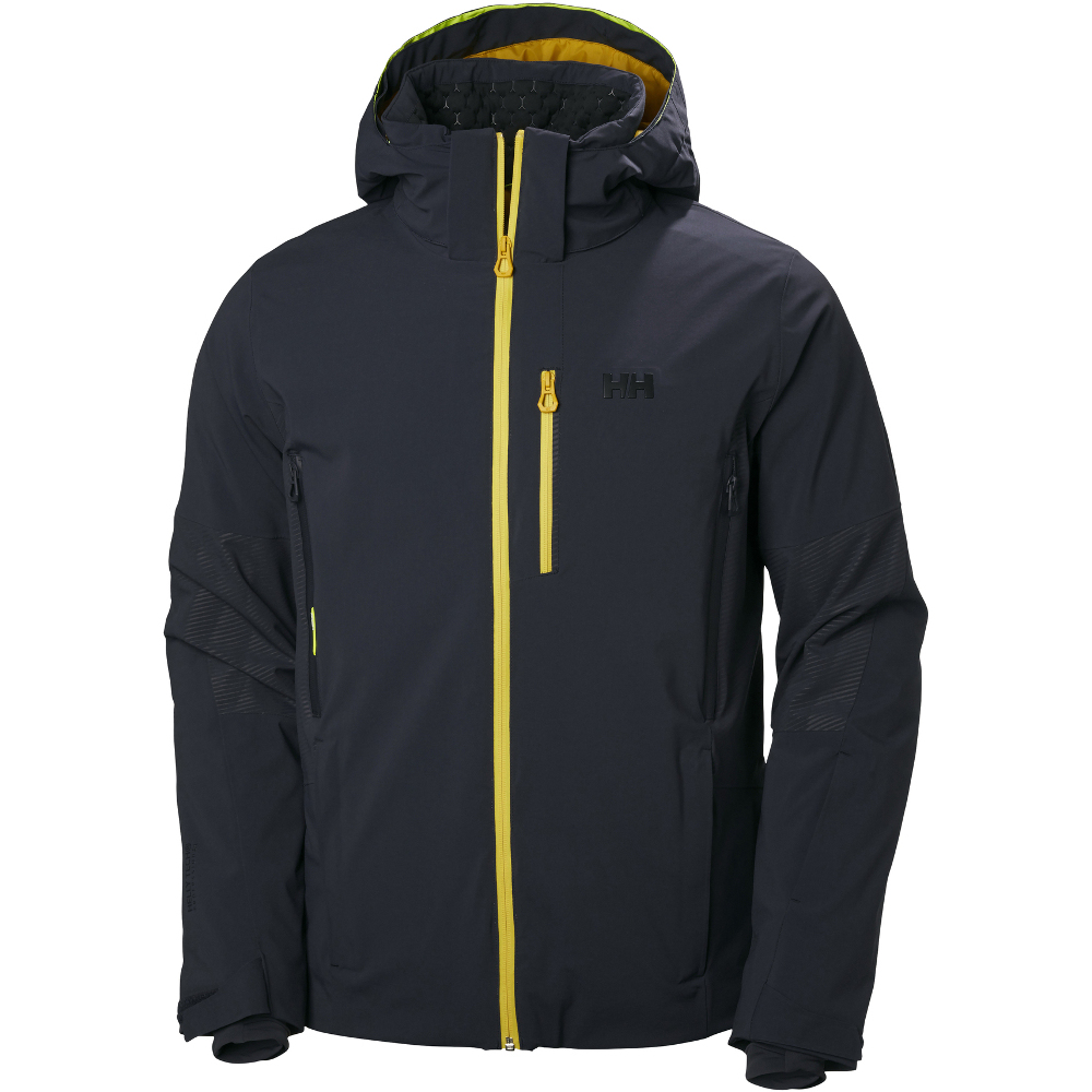 helly hansen mens stoneham stretch insulated shell ski jacket coat ebay. Black Bedroom Furniture Sets. Home Design Ideas