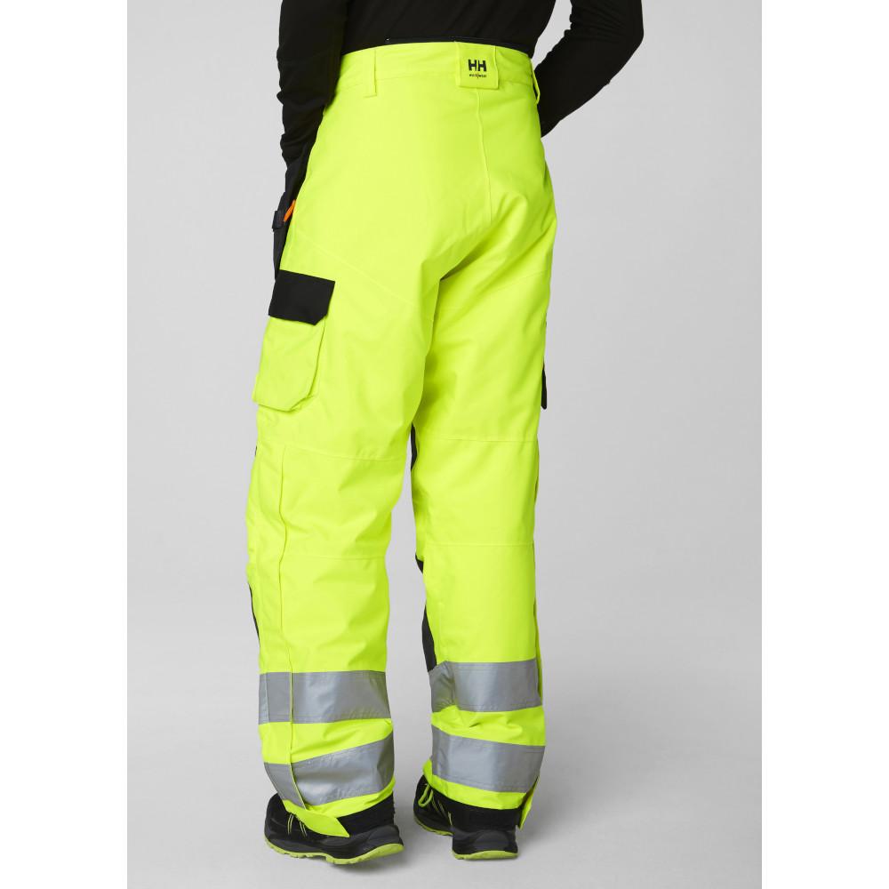 Helly Hansen Mens Alna Shell Hi Vis Construction Trousers