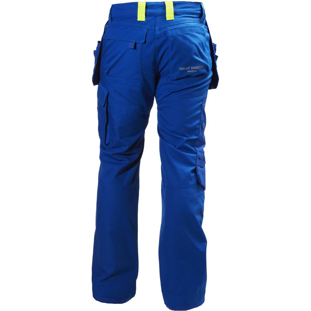 Helly-Hansen-Mens-Aker-Construction-Pant-Cordura-Workwear-Trousers miniatura 9
