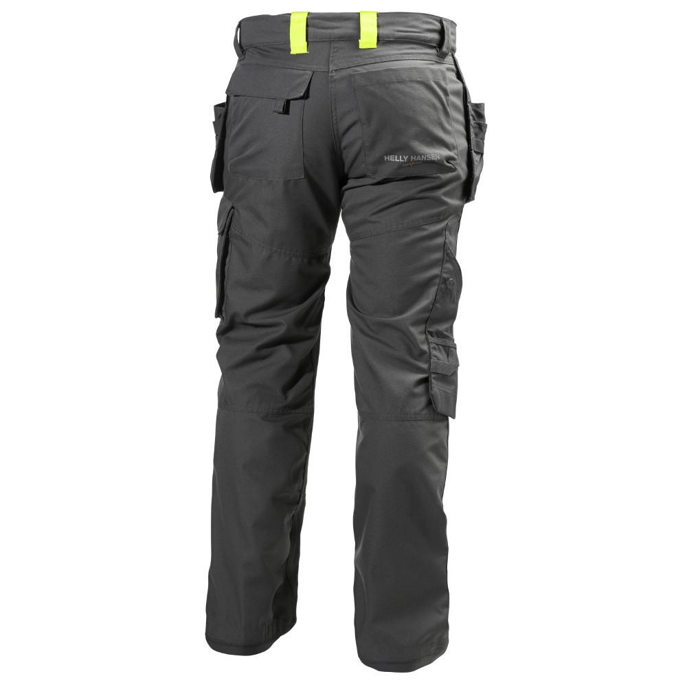 Helly-Hansen-Mens-Aker-Construction-Pant-Cordura-Workwear-Trousers miniatura 11