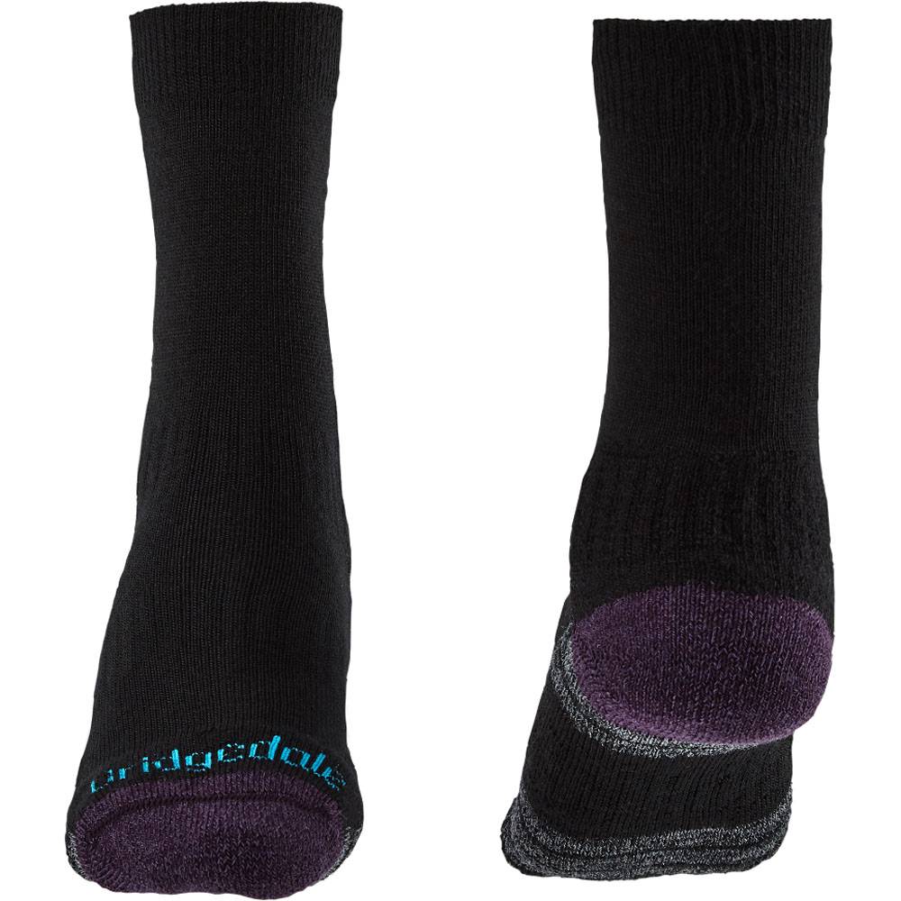Bridgedale Womens Hike Light Merino Endurance Walking Socks