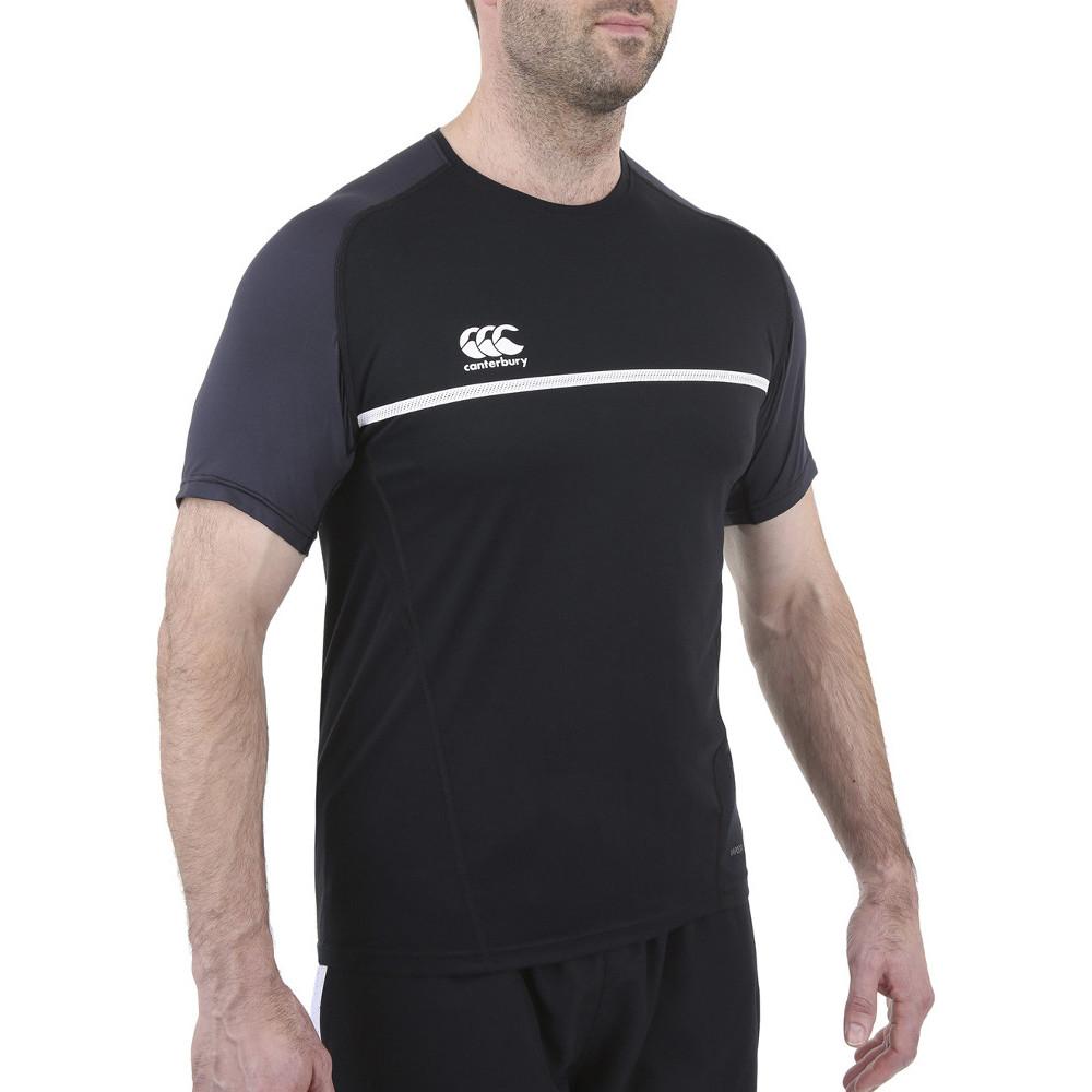 Canterbury Mens Pro Dry Moisture Wicking Active T Shirt Ebay
