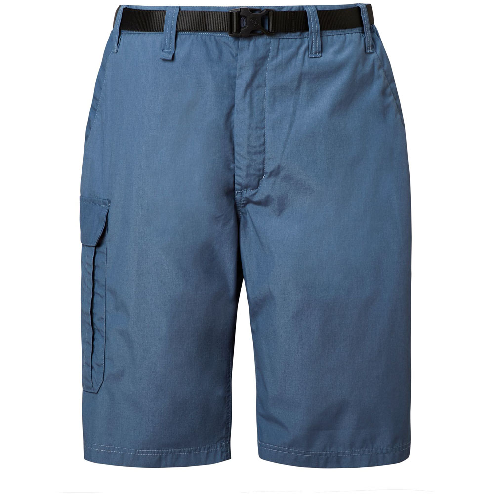 Craghoppers-Mens-Kiwi-Polycotton-Long-Summer-Walking-Shorts miniatuur 6