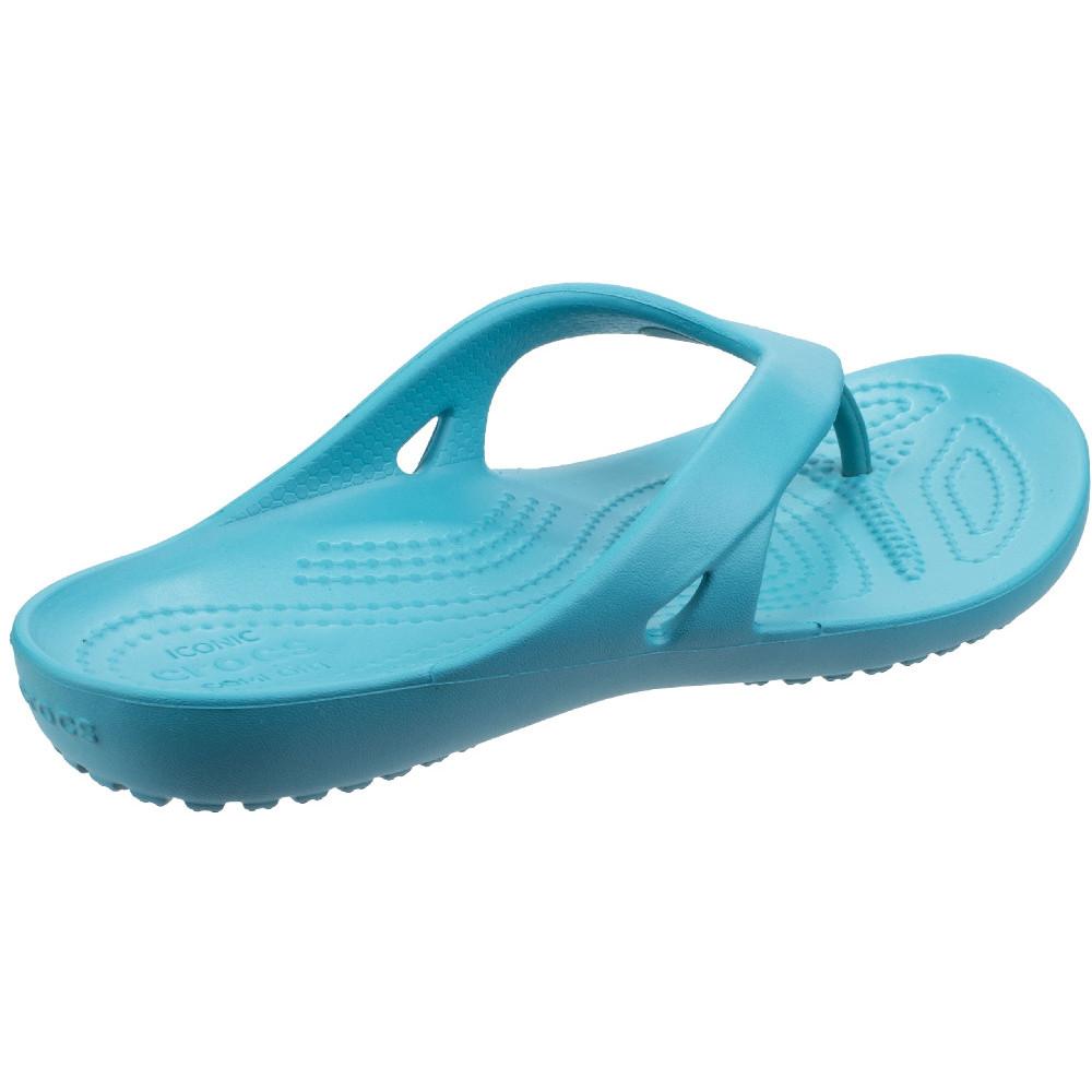 245232d912e4e Crocs Womens/Ladies Kadee II Lightweight Molded Foam Flip Flop ...