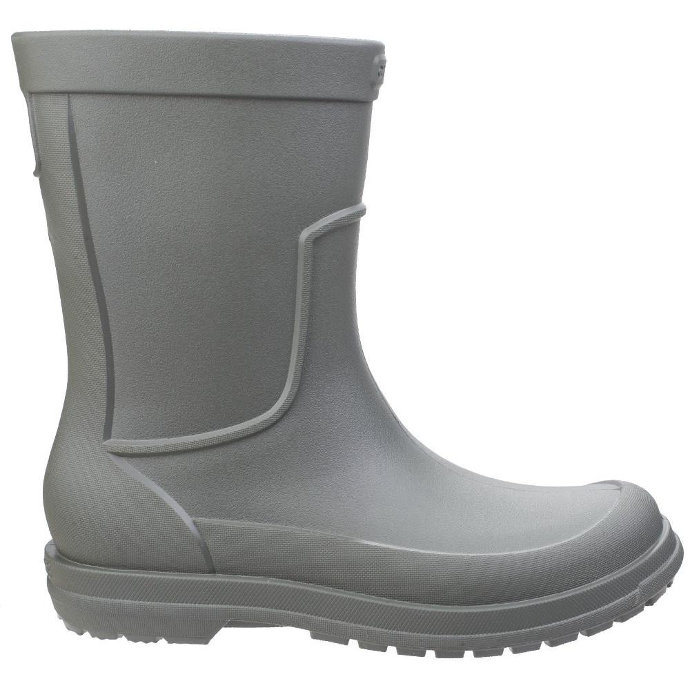 Crocs homme Allcast Imperméable Léger Welly Wellington Bottes de pluie