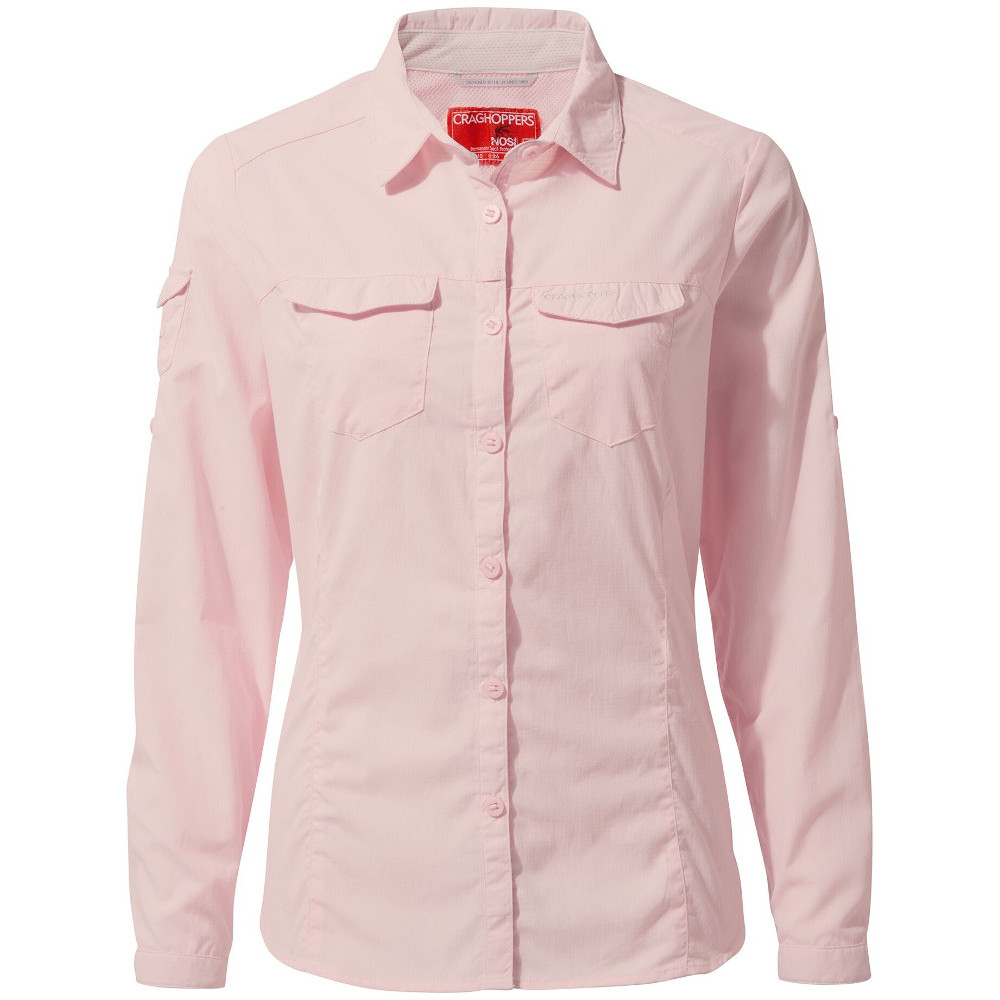 Craghoppers Womens Nosi Life Adventure Long Sleeve Shirt