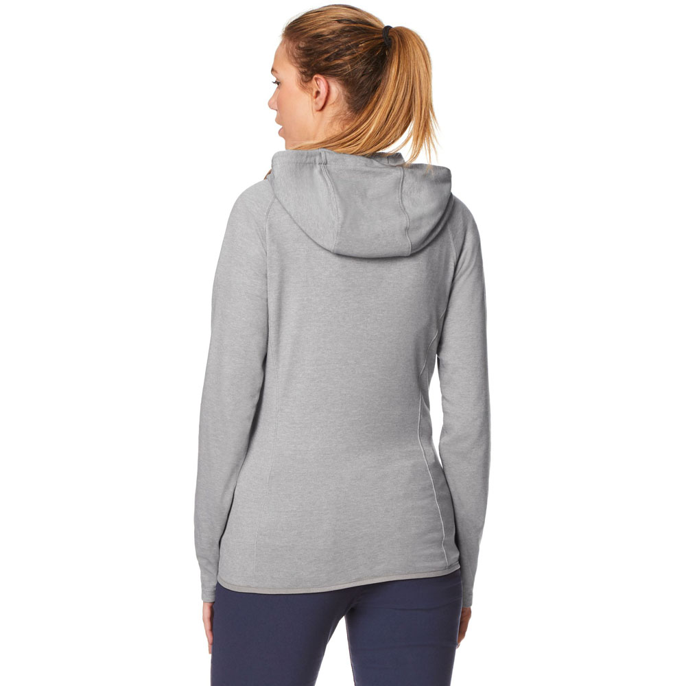 Craghoppers Womens//Ladies Sydney NosiLife Insect Repellent Hoodie Top