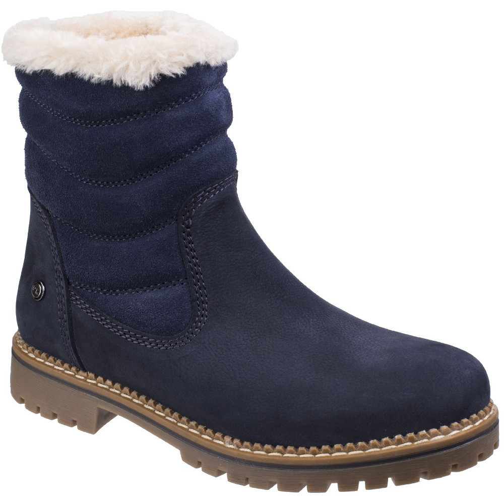 Zapatos especiales con descuento Darkwood Womens/Ladies Rosewood Water Resistant Casual Ankle Boots