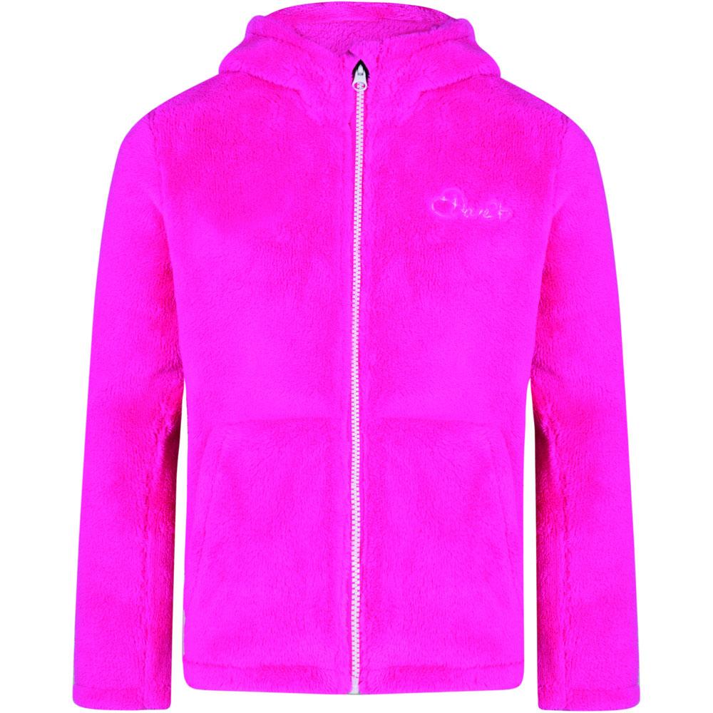 Dare 2b Boys /& Girls Preface Full Zip Fluffy Fleece Jacket