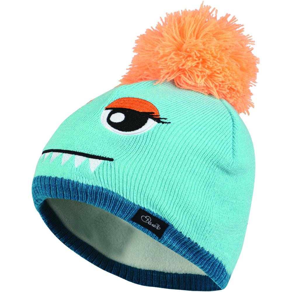 08146a7bffa84 Dare 2b Girls Watch Out II Acrylic Knit Fleece Beanie Hat