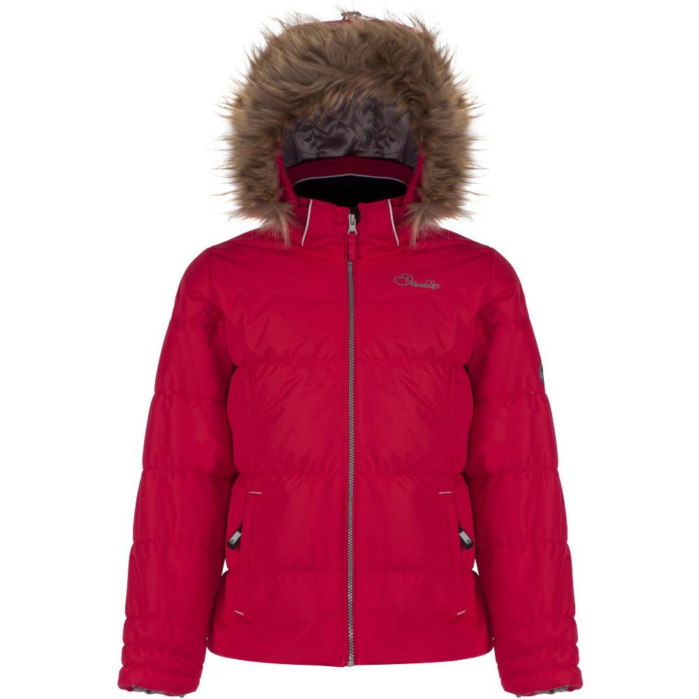 Dare 2b Girls Emulate II Waterproof Breathable Polyester Ski Jacket ... cab646bc1