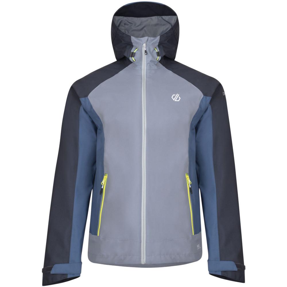 Dare-2b-Mens-Recode-Waterproof-Breathable-Hooded-Jacket miniatuur 3