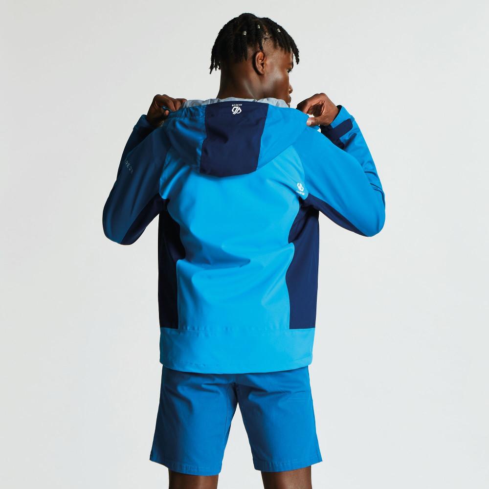 Dare-2b-Mens-Recode-Waterproof-Breathable-Hooded-Jacket miniatuur 6
