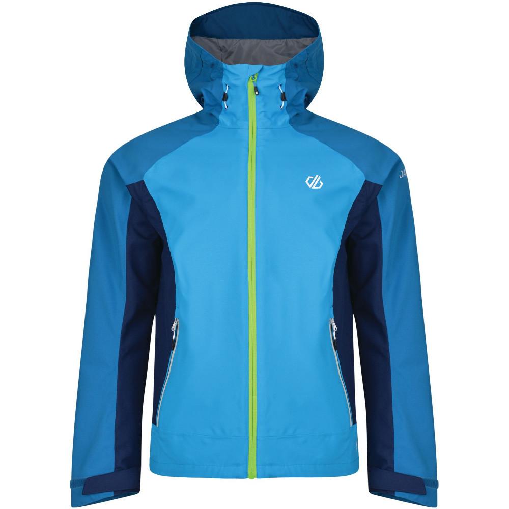 Dare-2b-Mens-Recode-Waterproof-Breathable-Hooded-Jacket miniatuur 7