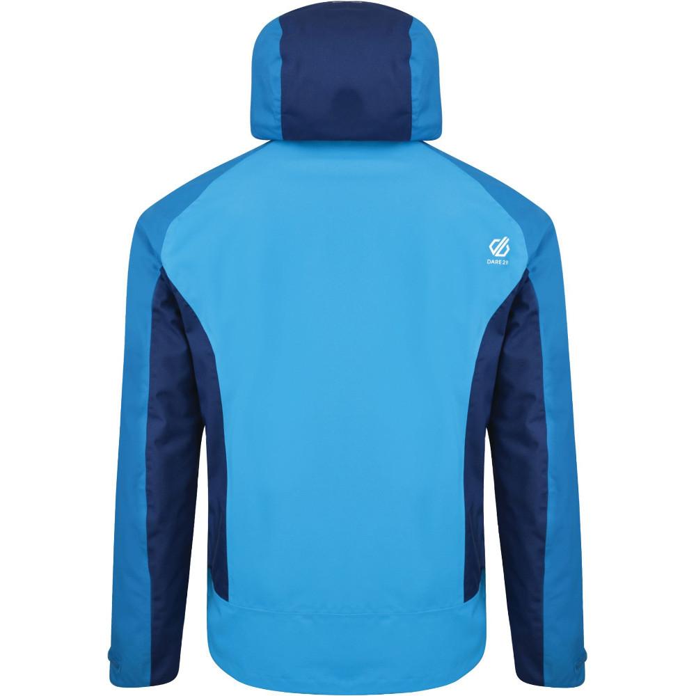 Dare-2b-Mens-Recode-Waterproof-Breathable-Hooded-Jacket miniatuur 12