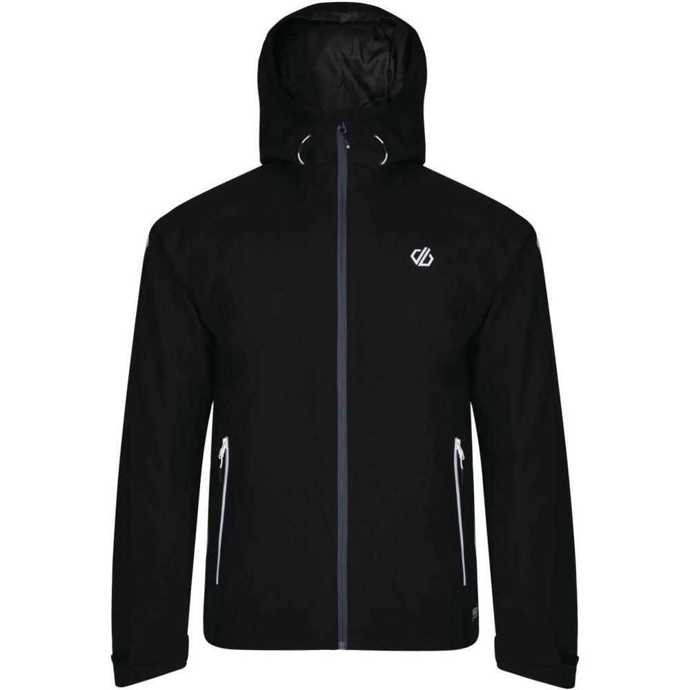 Dare-2b-Mens-Recode-Waterproof-Breathable-Hooded-Jacket miniatuur 15
