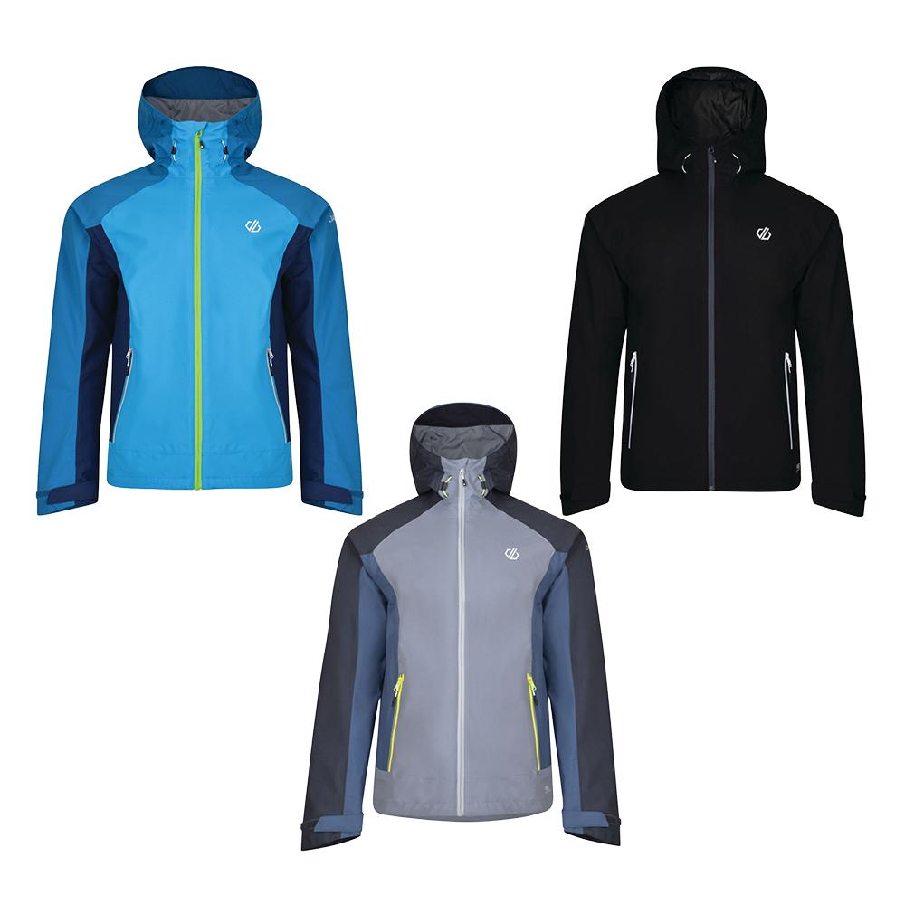 Dare-2b-Mens-Recode-Waterproof-Breathable-Hooded-Jacket