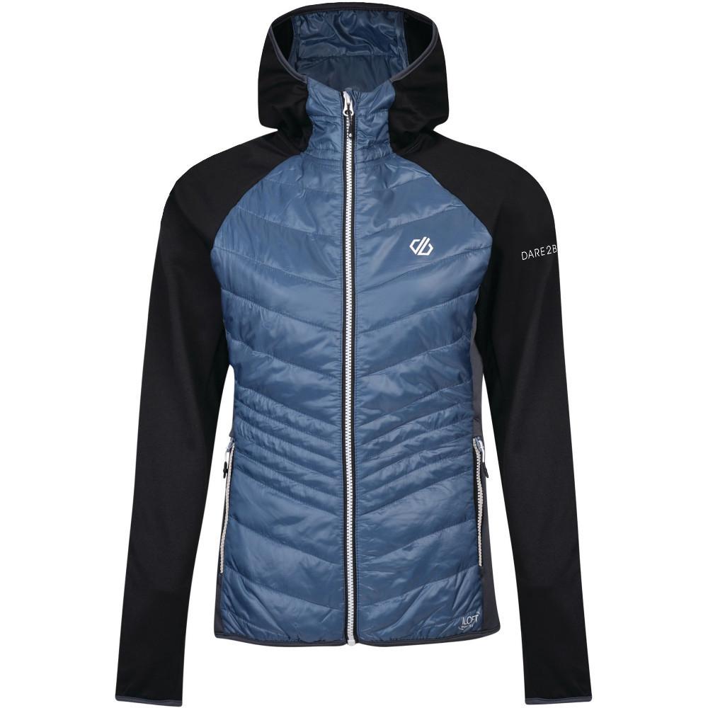 Dare 2b Womens Airwise Wool Hybrid Warm Insulated Jacket