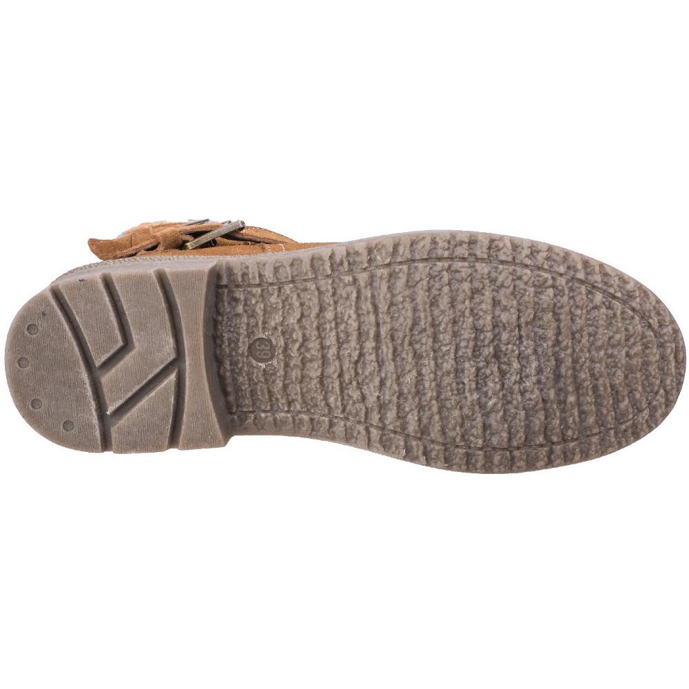Fleet & Foster Womens/Ladies Bern Fashion Pull On Winter Ankle Boots YMZ3X3