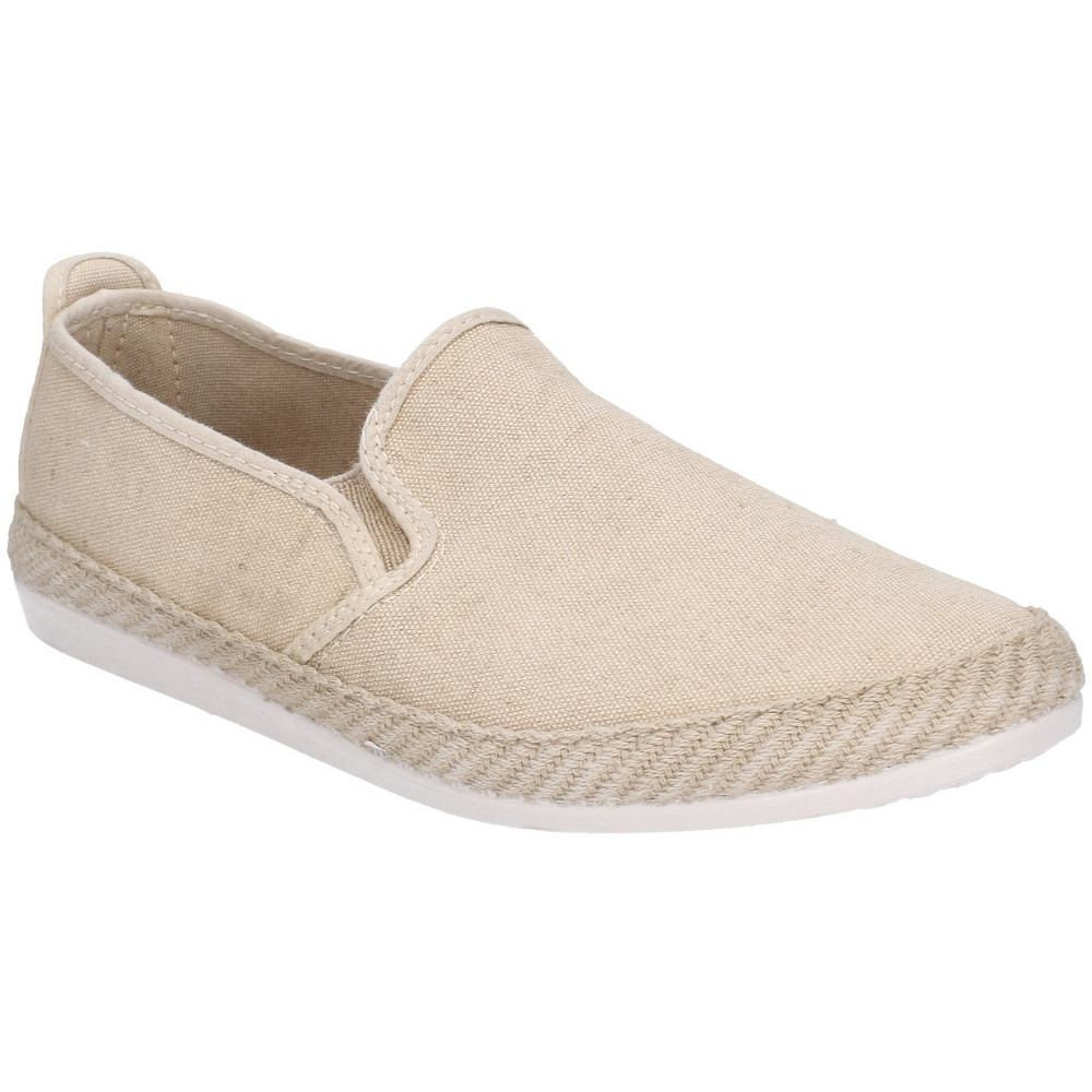 Flossy-Mens-Manso-Slip-On-Canvas-Casual-Summer-Pump-Shoes thumbnail 5