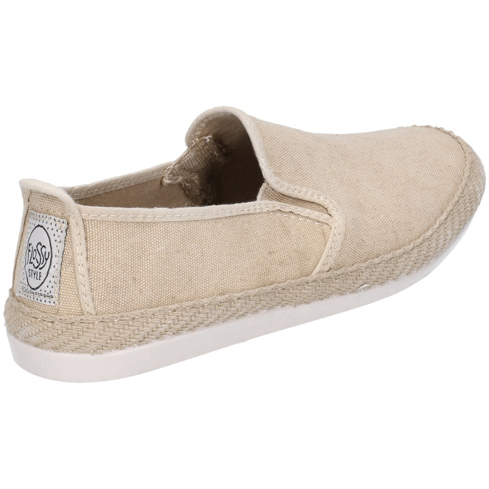 Flossy-Mens-Manso-Slip-On-Canvas-Casual-Summer-Pump-Shoes thumbnail 6