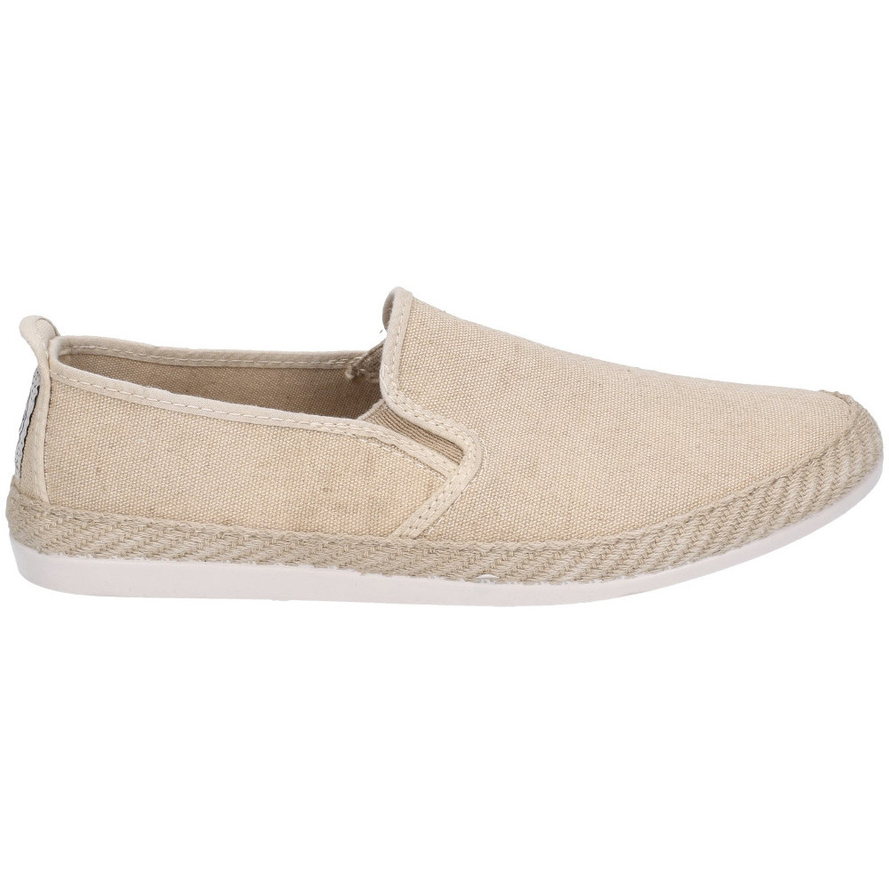 Flossy-Mens-Manso-Slip-On-Canvas-Casual-Summer-Pump-Shoes thumbnail 7
