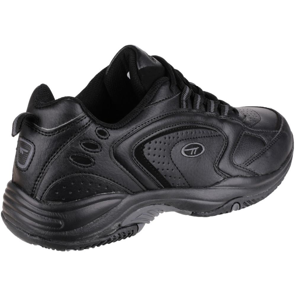 Hi-Tec-Mens-Blast-Lite-Casual-Comfort-Air-Mesh-Lace-Up-Trainer-Shoes thumbnail 3