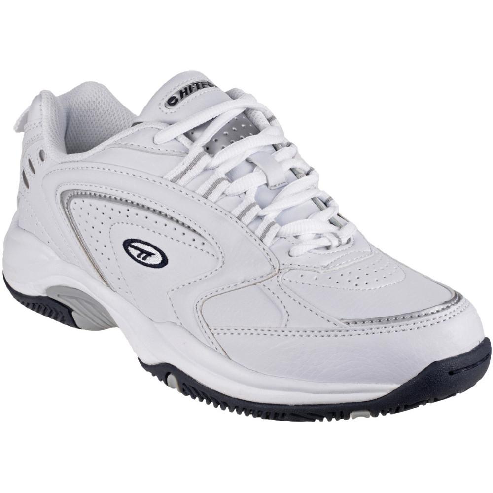 Hi-Tec-Mens-Blast-Lite-Casual-Comfort-Air-Mesh-Lace-Up-Trainer-Shoes thumbnail 5