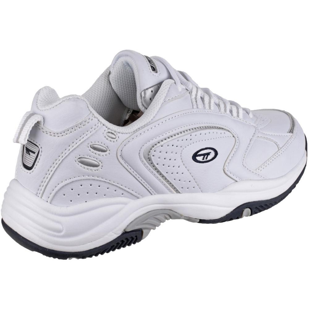 Hi-Tec-Mens-Blast-Lite-Casual-Comfort-Air-Mesh-Lace-Up-Trainer-Shoes thumbnail 7