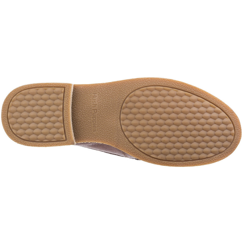 Hush Puppies Femme/  AUBREE Chardon Slip On Chaussures Cuir Marche Chaussures On 6cdcec