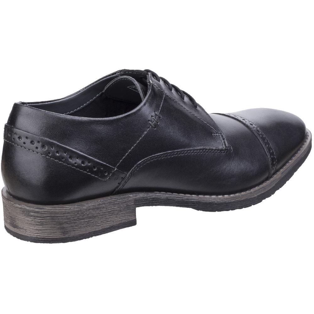 Hush Puppies Hombre Craig Luganda Leather Brogue Brogue Brogue Formal Oxford zapatos ada7a0