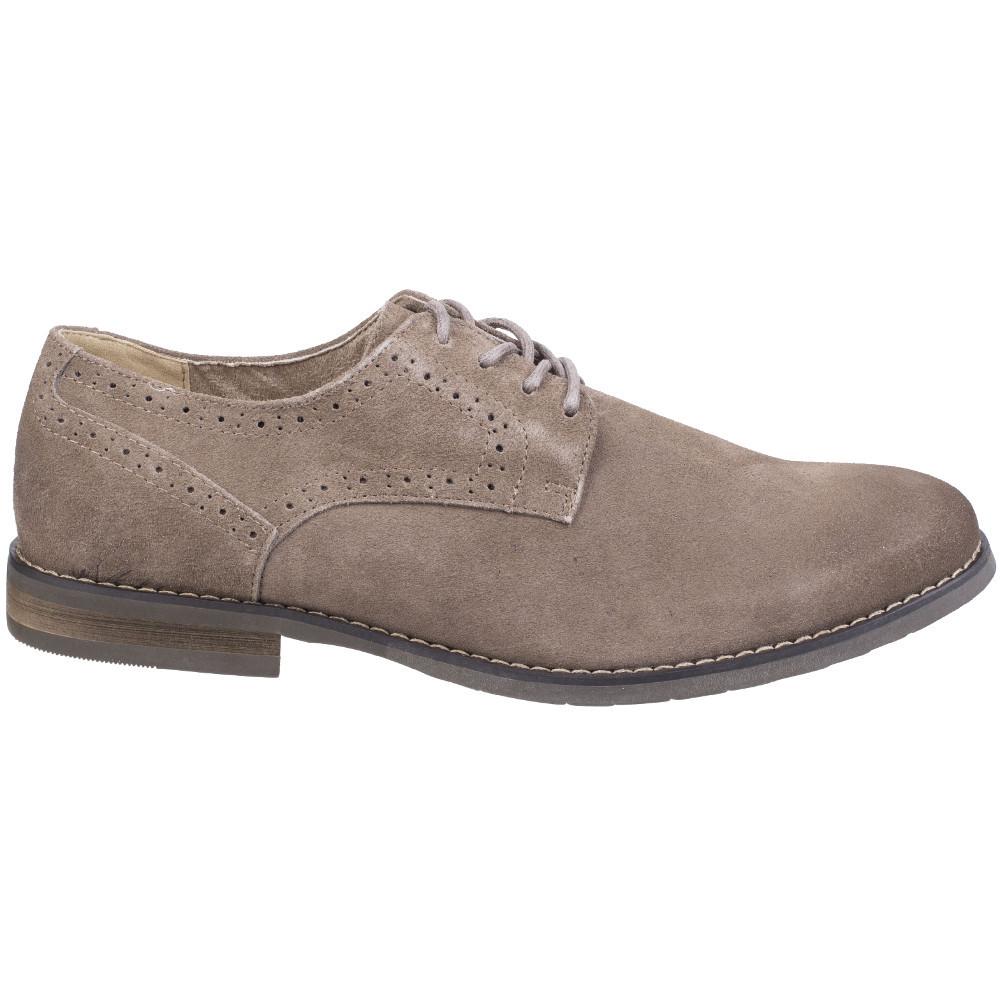 Hush-Puppies-Sean-casual-para-hombre-Plain-Toe-Formales-Inteligente-Zapatos-Oxford miniatura 10