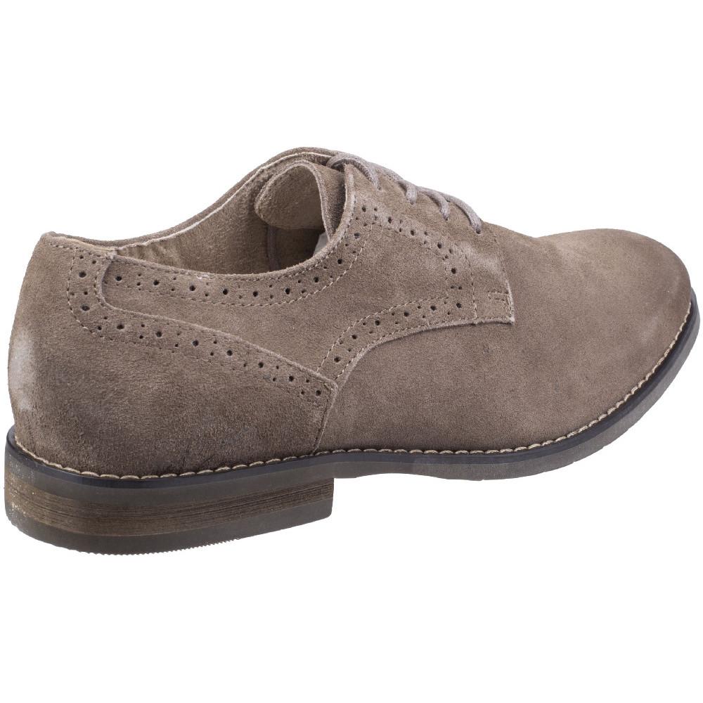 Hush-Puppies-Sean-casual-para-hombre-Plain-Toe-Formales-Inteligente-Zapatos-Oxford miniatura 11