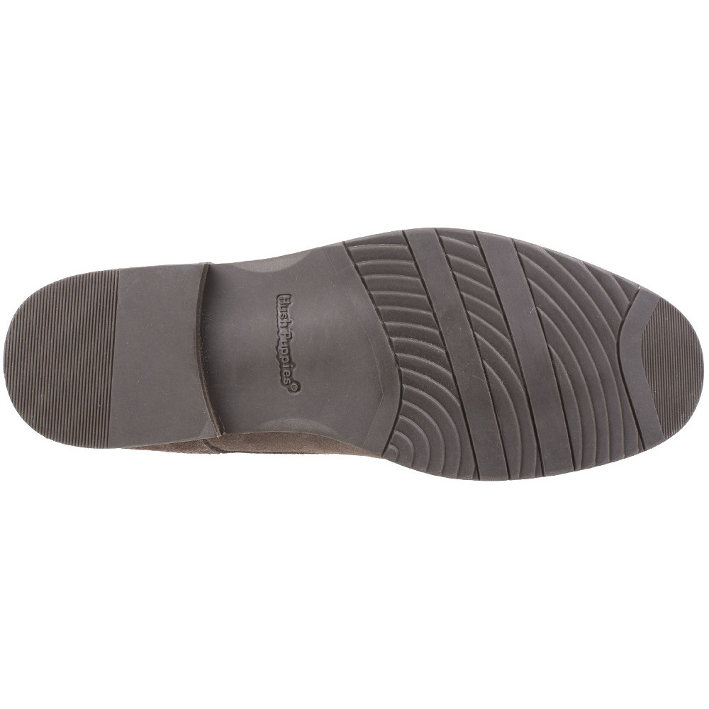 Hush-Puppies-Sean-casual-para-hombre-Plain-Toe-Formales-Inteligente-Zapatos-Oxford miniatura 12