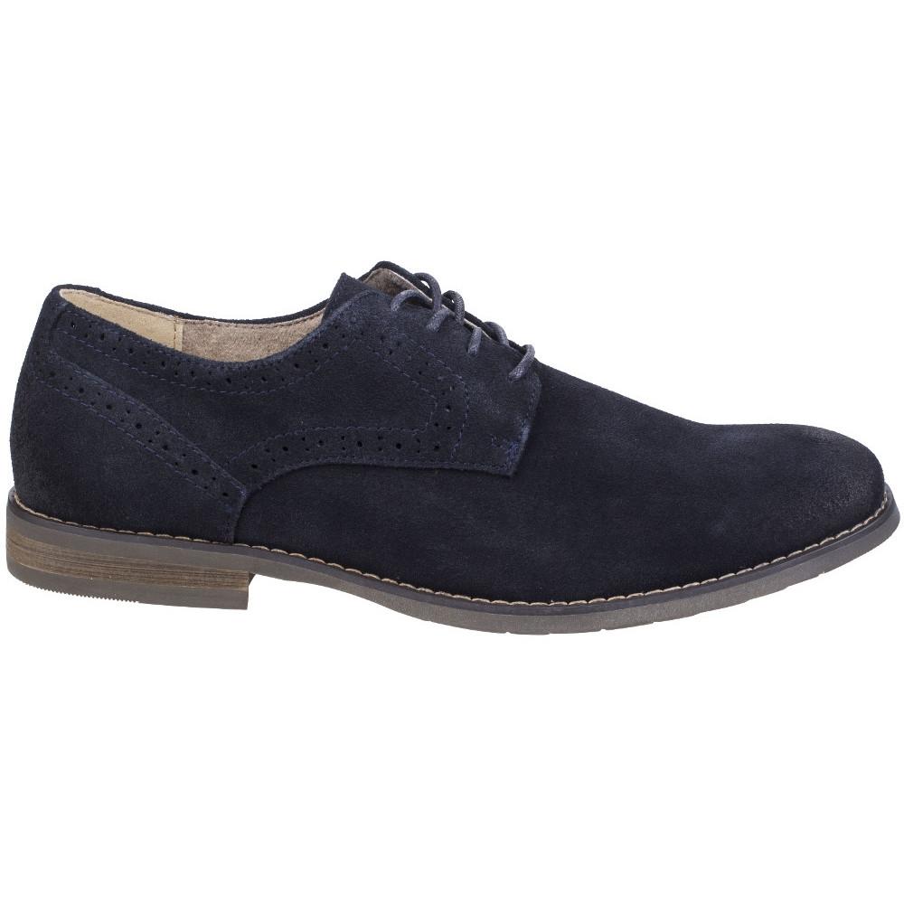 Hush-Puppies-Sean-casual-para-hombre-Plain-Toe-Formales-Inteligente-Zapatos-Oxford miniatura 14